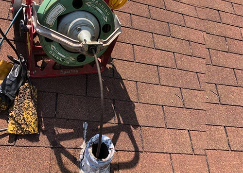 Tony's Drain sewer line cleaning services